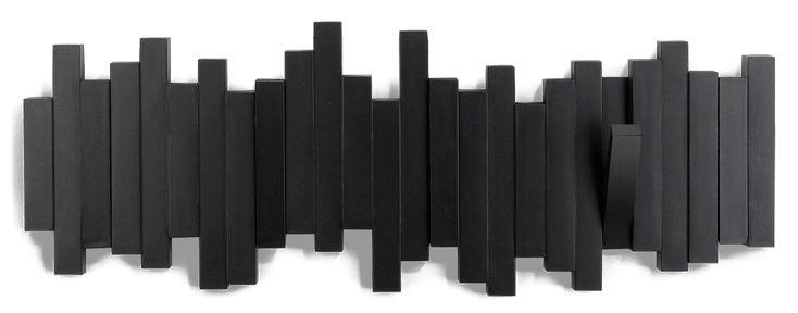 STICKS-seinanaulakko musta