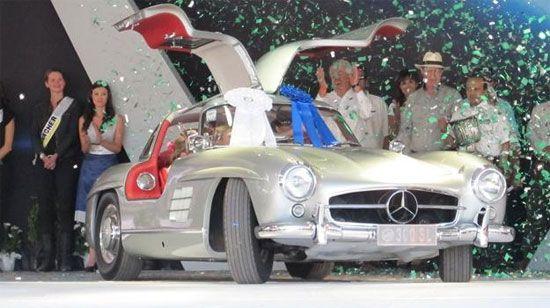 60 años del Mercedes Benz SL | Tuningmex.com