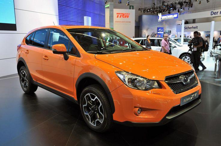Subaru XV- making it's way into my life very soon.