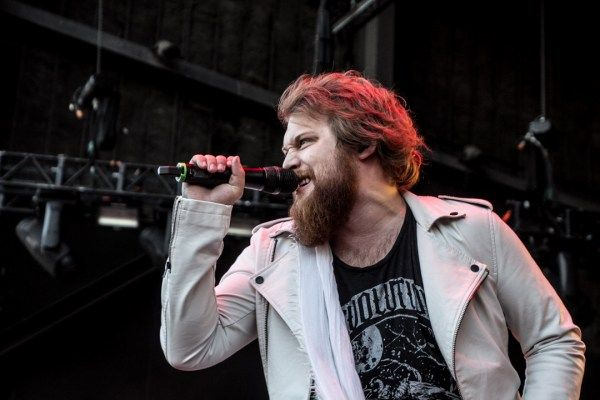 Danny Worsnop has posted his first comments since agreeing to rejoin Asking Alexandria on vocals.