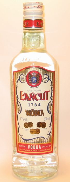 Łańcut Vodka from Poland - #Łańcut