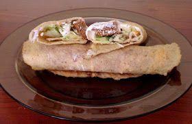 Karfiol tortilla ~ Éhezésmentes Karcsúság Szafival