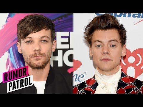 Louis Tomlinson Wrote Song About Harry Styles?!  (Rumor Patrol)  #CelebrityGossip  Lorene Porter My Hollywood News