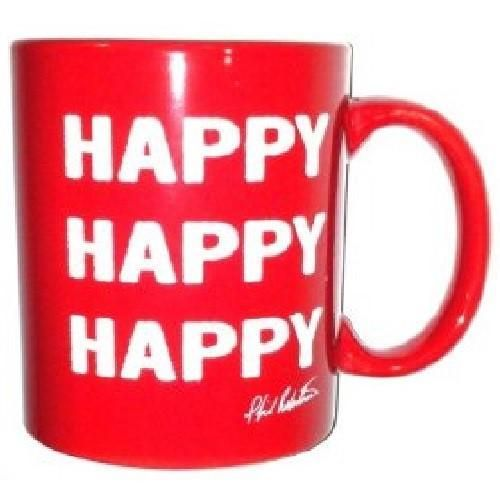 Duck Commander Coffee Mug Red Happy Happy DC-NOV-CMRD