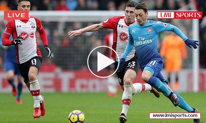 Southampton Vs Arsenal Pl Nbc Sports Live Streams Reddit 16 Dec