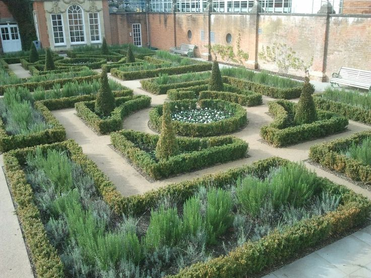 26 best images about Knot Gardens on Pinterest