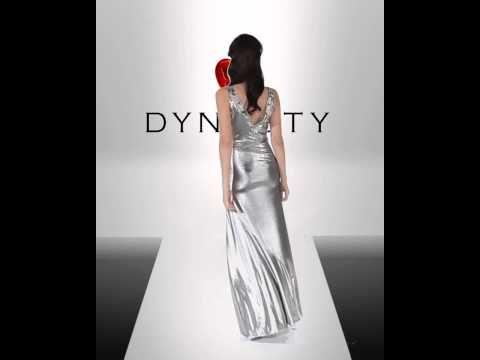 Dynasty Evening Dress 1012030 - YouTube