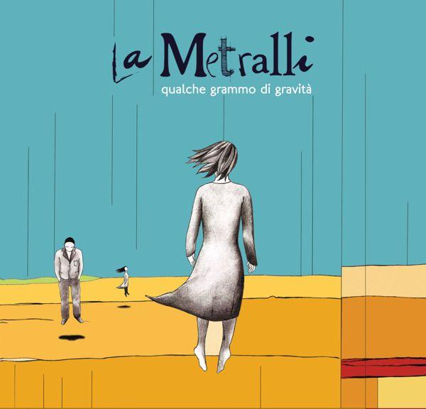 Qualche grammo di gravità - La Metralli (2013) by Sara Garagnani, via Behance http://qualchegrammodigravita.lametralli.it/
