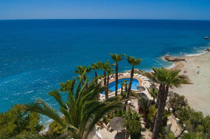 Un #paraiso en el #Hotel Servigroup #Montíboli. #Hoteles con encanto. // A #paradise at the Hotel Servigroup Montíboli. Charming #hotels in #Spain.