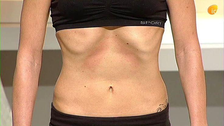 GIMNASIA HIPOPRESIVA - Ejercicios Para Reducir y fortalecer barriga