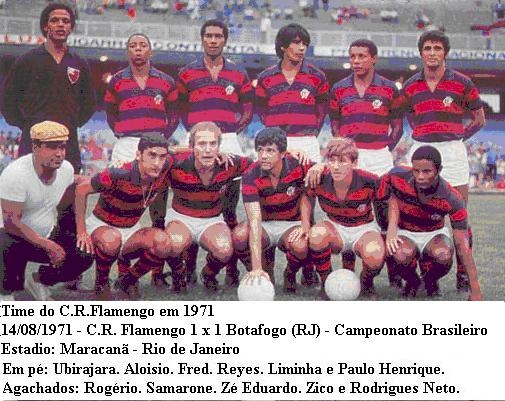 Flamengo 71