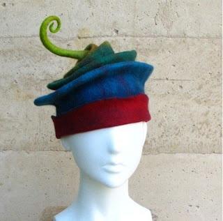 Pam de Groot: Hats