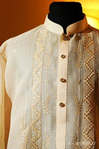 41 Best Men 39 S Barongs Images On Pinterest