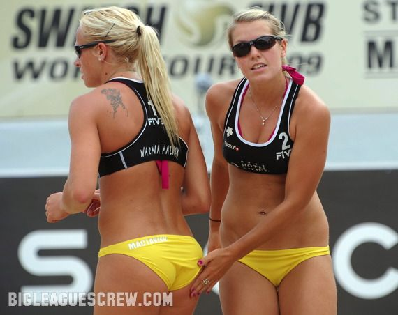 Consider, womens beach volleyball sexy pic can not