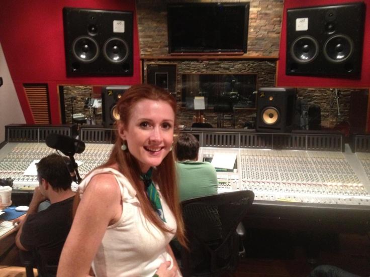 O'Shea | Recording in the Studio