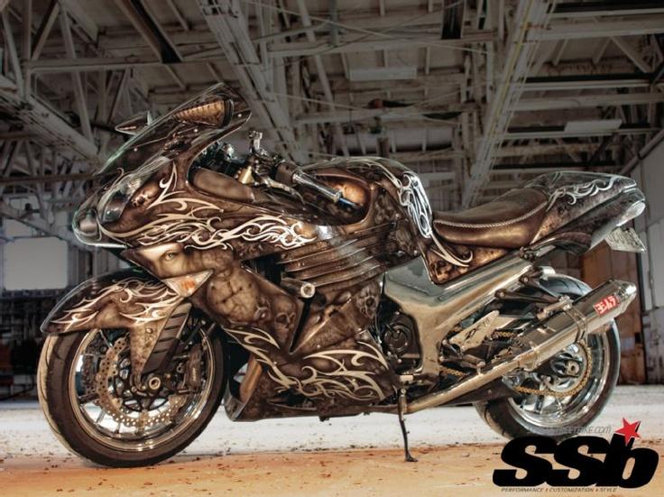 2007 Kawasaki ZX 14R