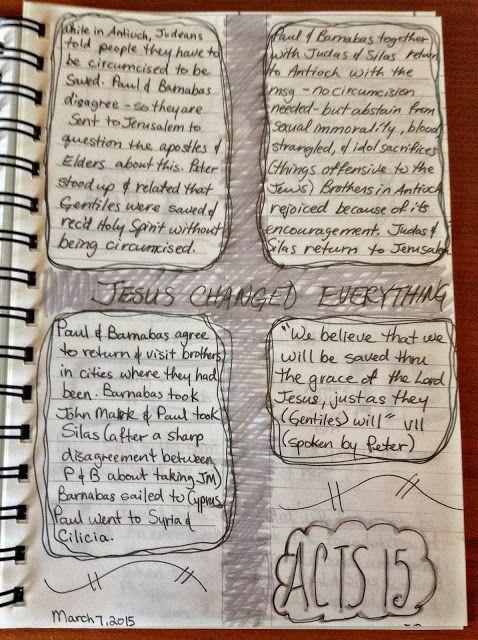 Камень суп в течение пяти: внутри Дебби Библия журнал