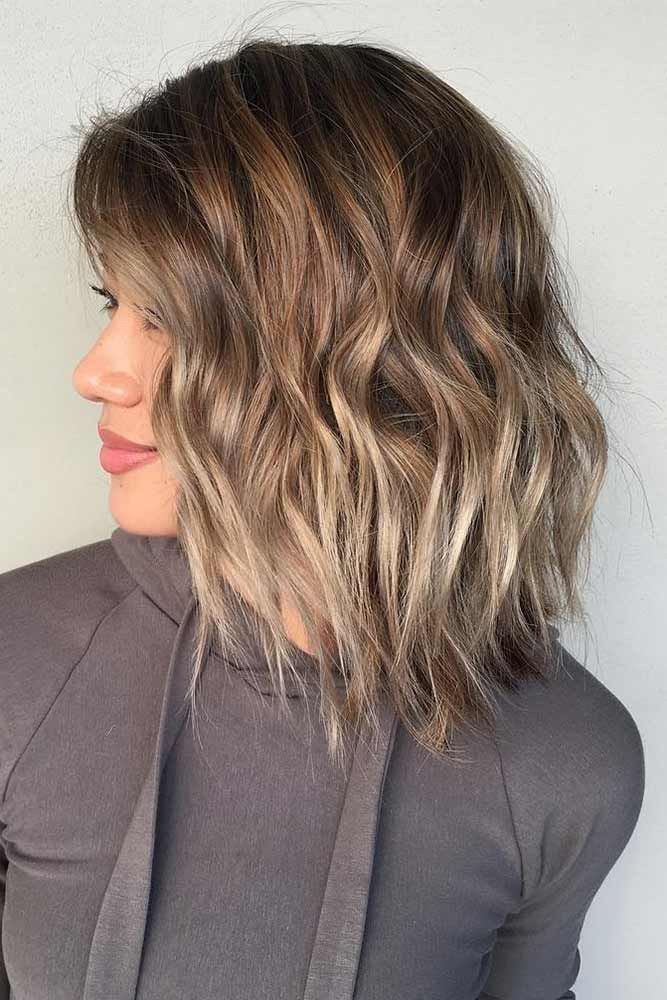 30 Lob Haarschnitte Fur Frauen Sei Dein Eigenes Irgendwie Schon Haarschnitt Haarfarben Beliebte Haarschnitte