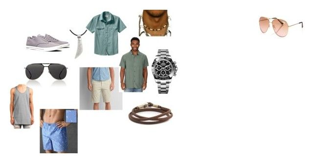 Steve by ashleyholvick on Polyvore featuring Columbia, MNML, American Eagle Outfitters, Rolex, Dior Homme, Caputo & Co., NOVICA, men's fashion and menswear