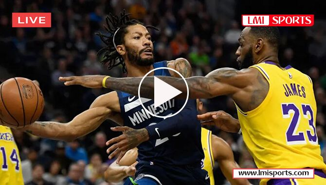lakers vs timberwolves live stream free