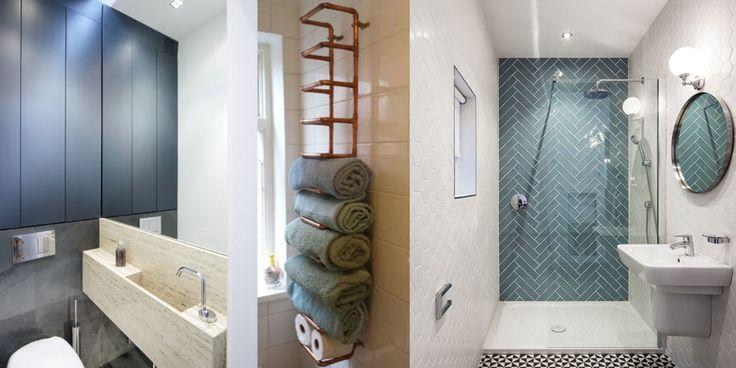 kleine badkamer zonder bad - Google zoeken