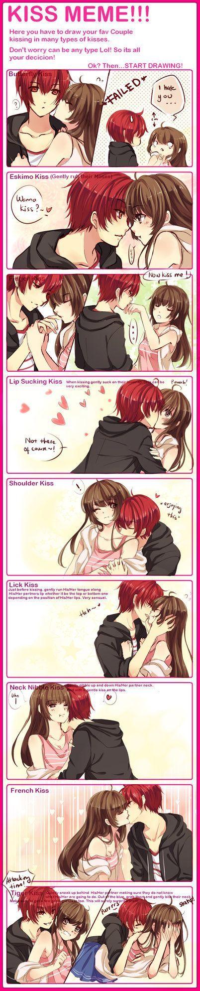 Top Kiss Anime Adorable Dog - 8b6bd2823c0eb794aacd913e8f6bc273--funny-anime-couples-anime-couple-kissing  2018_469285  .jpg