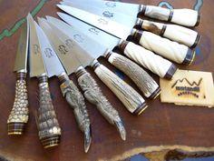 Cuchillos Artesanales De Tandil - Amplio Stock En Capital - $ 565,00
