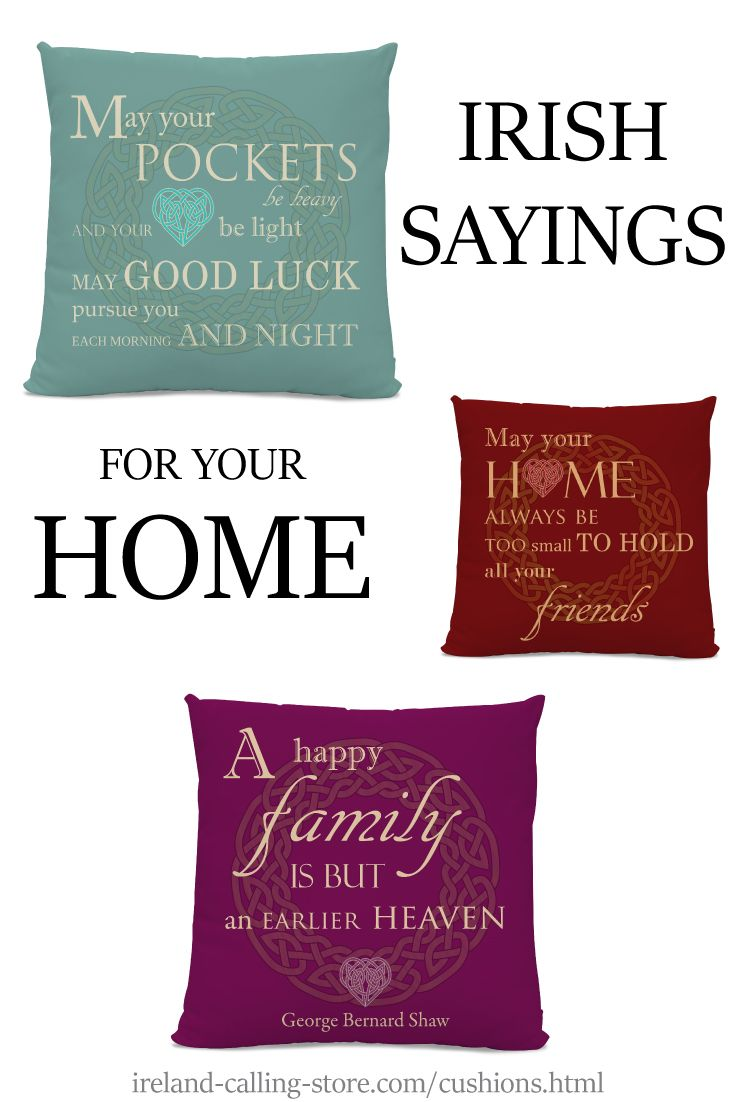 47 best all things irish images on pinterest irish pride celtic a wonderfully warm irish saying to add a little joy to your home kristyandbryce Choice Image