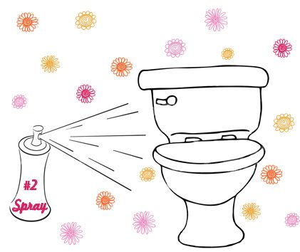 """How To Make Your Own """"No. 2 Spray"""" Bathroom Deodorizer - LOVE IT!!"""