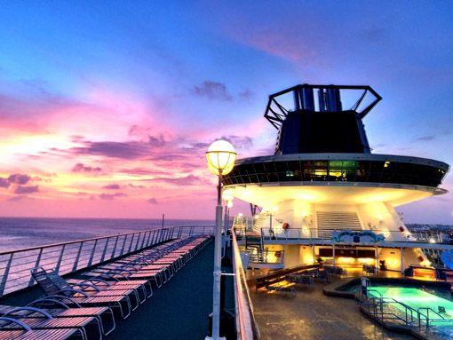 navio Monarch da Pullmantur