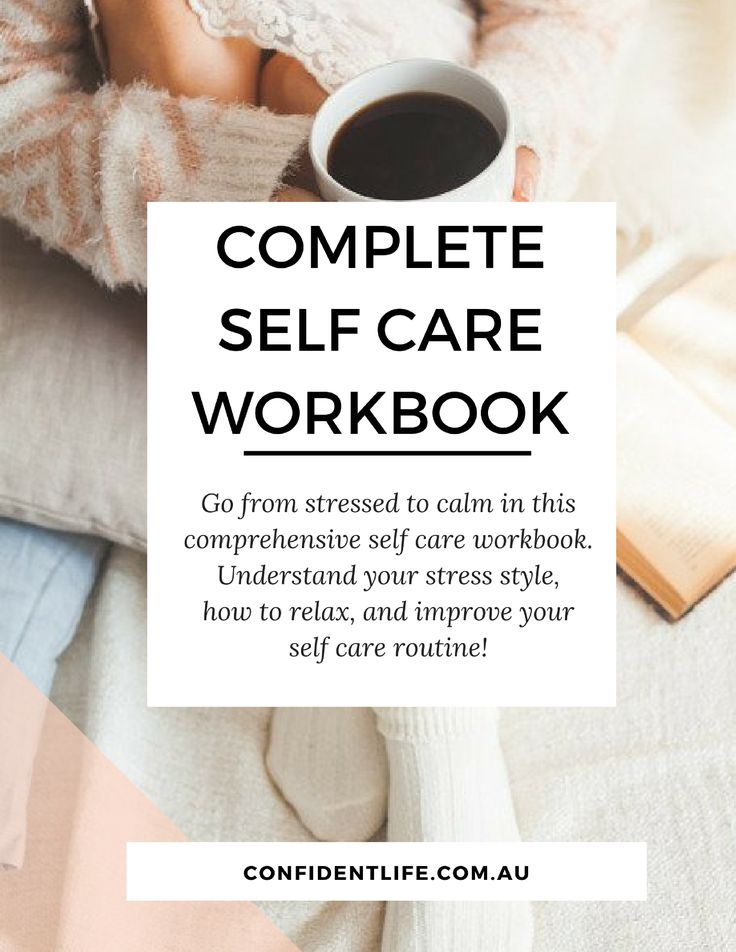 You know you need to work on your self care and reduce stress, but you don't know where to start! This workbook will help you will specific strategies I use with my clients as a psychologist every day. Click through the learn more!