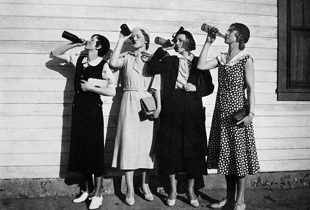 1920s hiding alcohol - Google Search
