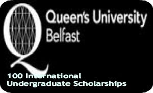 100 International Undergraduate Scholarships at Queen's University Belfast in UK , and applications are submitted till 30th May 2014. Queen's University Belfast is offering  international undergraduate scholarships in the field of Humanities and Social Sciences and Science and Engineering - See more at: http://www.scholarshipsbar.com/100-international-undergraduate-scholarships.html#sthash.7UVRLWft.dpuf