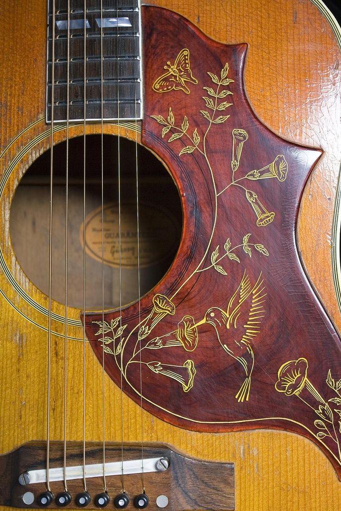 1960's gibson hummingbird