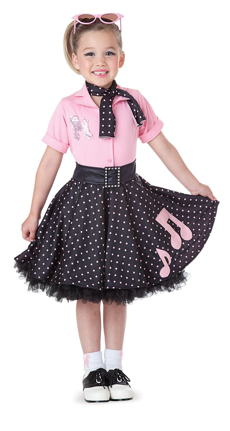 Children costumes Sock hop and Costumes on Pinterest