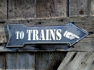 1000 Images About Train Station Decor On Pinterest