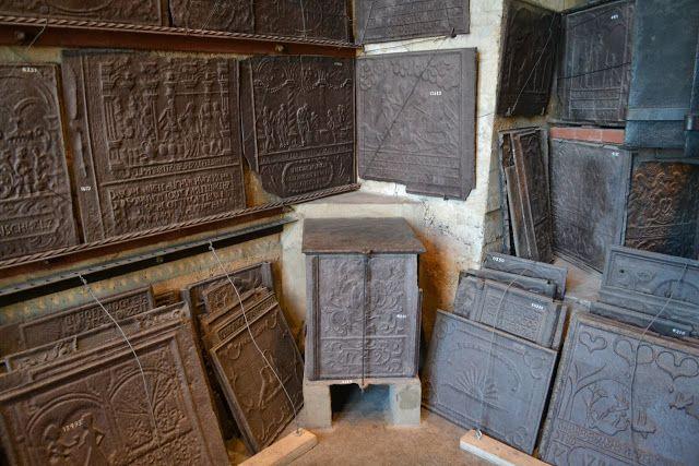 Печные дверцы. Музей Мерсера (Merser Museum, Doylestown, PA)