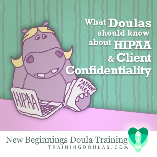 42 best Doula business images on Pinterest Doula business, Birth - inspiration 6 hipaa confidentiality statement