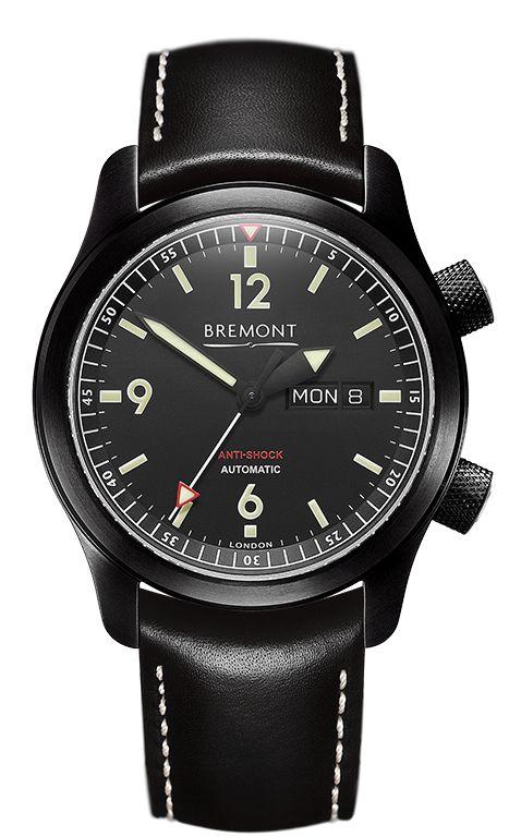 U-2/DLC – Bremont Watch Company