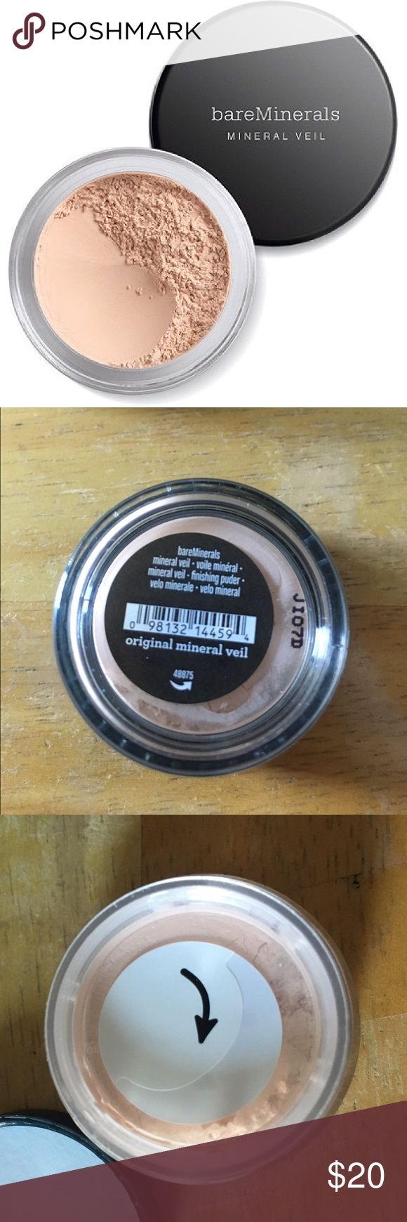 Bare minerals mineral veil Brand new Sephora Makeup