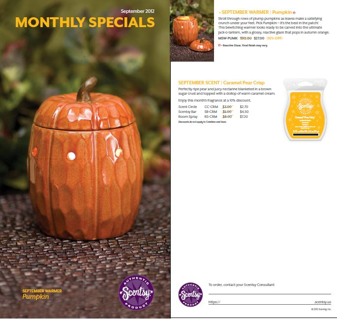 118 best images about Scentsy Warmer of the Month on ...