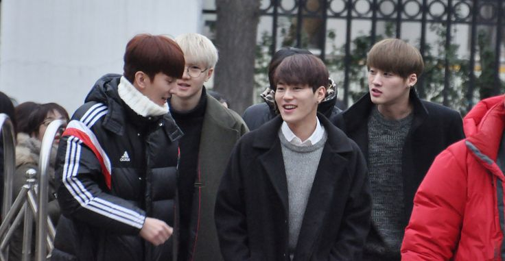 151218 LU:KUS arriving at Music Bank by KpopMap #musicbank, #kpopmap, #kpop, #LUKUS, #kpopmap_LUKUS, #kpopmap_151218