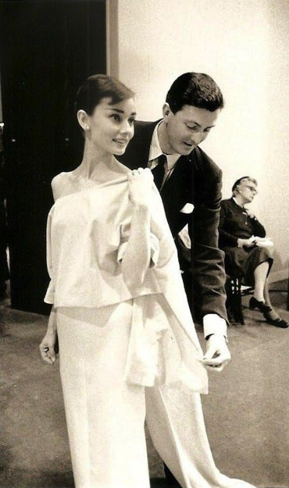Hubert de Givenchy, una leyenda viva