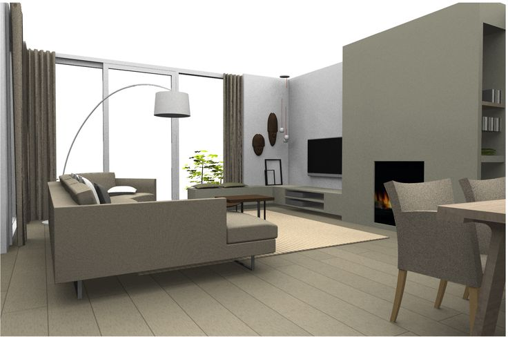 17 best images about haarden on pinterest modern fireplaces fireplaces and fireplace wall - Deco moderne open haard ...