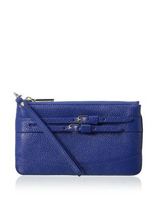 68% OFF Zenith Women's Mini Wristlet Wallet, Cobalt, One Size