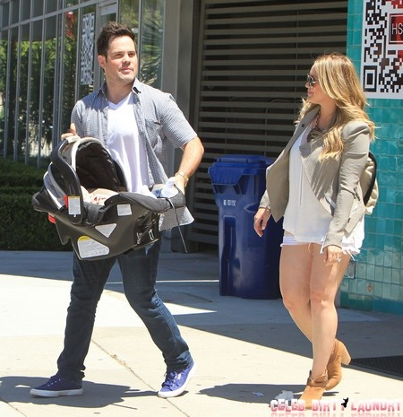 Hilary Duff's Fat Fight Leads To Weight Loss (Photo)