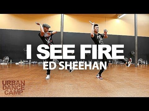 I See Fire - Ed Sheeran / Anthony Lee ft Vinh Nguyen Choreography Kinjaz Crew / URBAN DANCE CAMP - YouTube