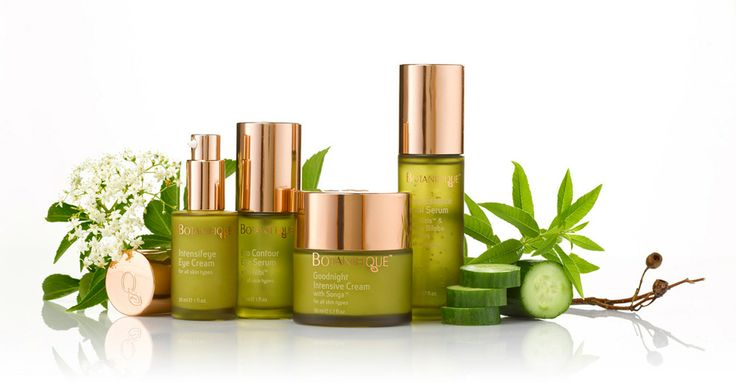 Eco-cert anti-aging cosmetics