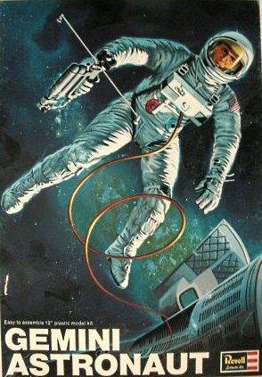 Revell - Gemini Astronaut
