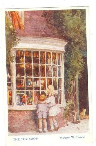 MARGARET W. TARRANT postcard, 1939 | eBay